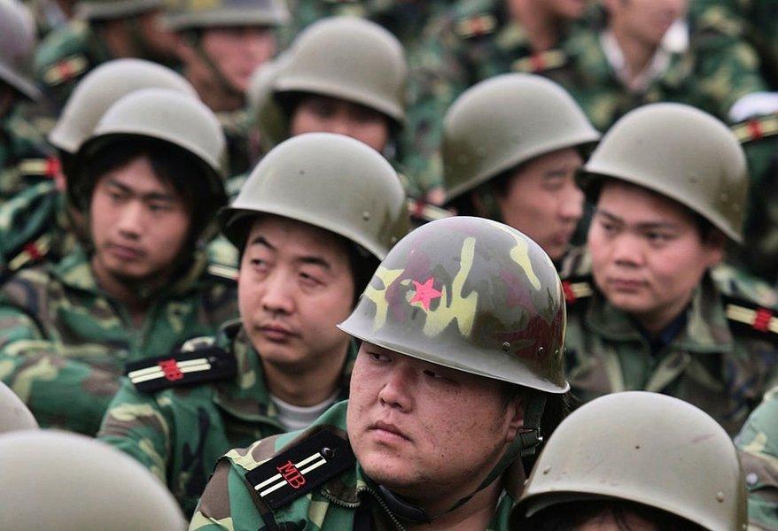中共修訂《兵役法》 分析:釋放擴軍信號