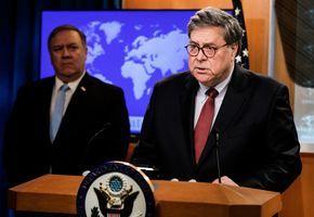 司法部長:中共是美國大選安全最大威脅