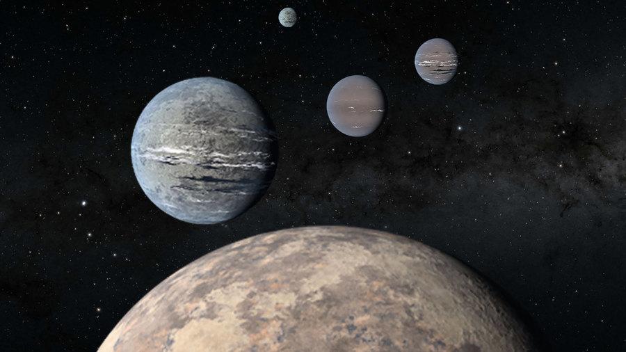 美高中生發現四顆系外行星:就像「中了大獎」