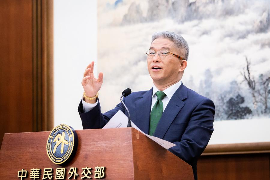 台灣捐助國際宗教自由基金100萬美元