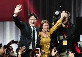加拿大2019大選 杜魯多將組少數黨政府
