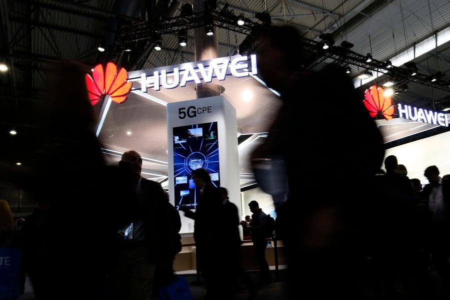5G技術大戰:華為全球擴張與美國的抵制