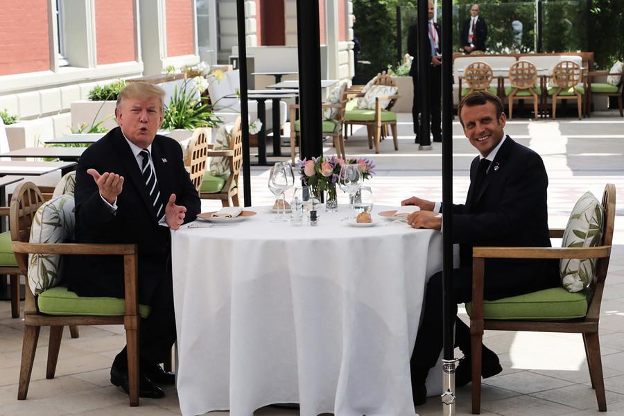 特朗普參加G7峰會 全球聚焦五大議題