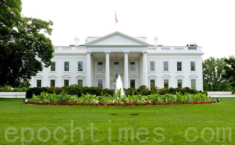 美國白宮官員1月7日表示,中共政府拘留兩名在華的加拿大人屬於非法。(李莎/大紀元)