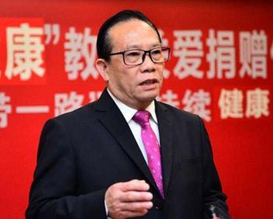 北京某集團公司中國區總裁、法輪功學員楊觀仁。(明慧網)