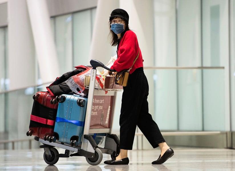 因中共病毒無法回中國 加拿大允許申請續簽