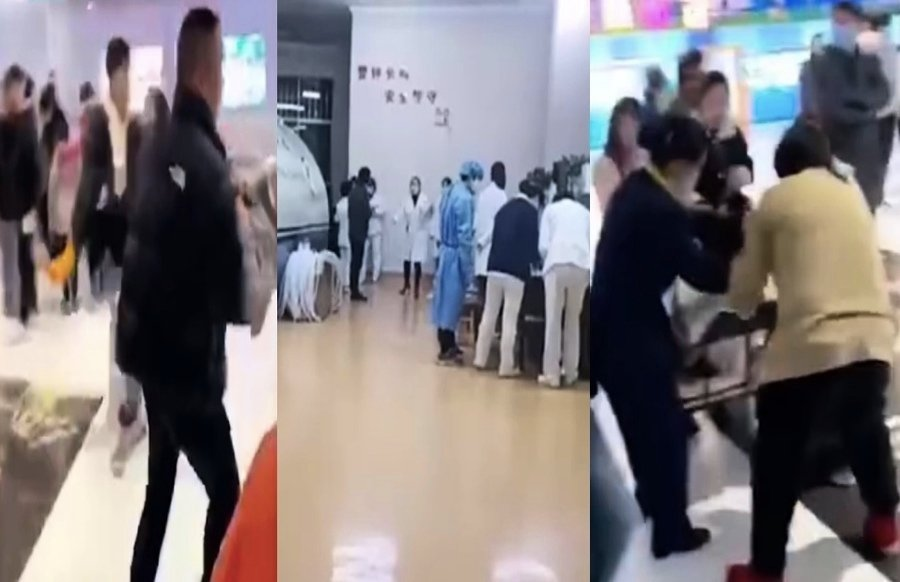 浙江一影院多人觀影后頭暈 至少63人被送醫