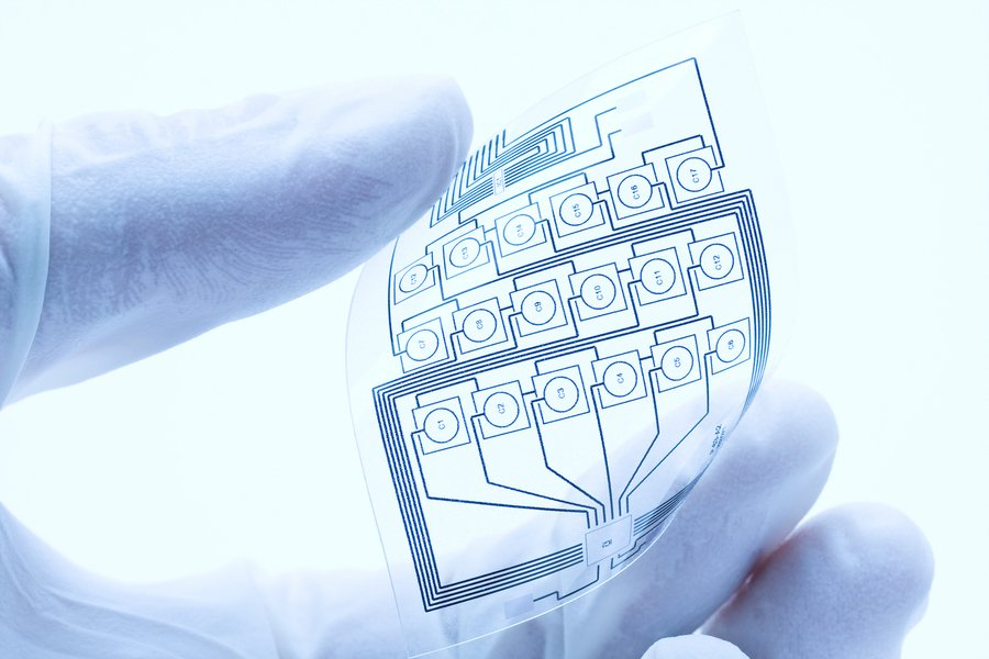 ARM柔性打印晶片問世 可實現「萬物聯網」