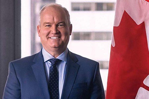 加拿大聯邦保守黨領袖艾林.奧圖爾(Erin O'Toole)