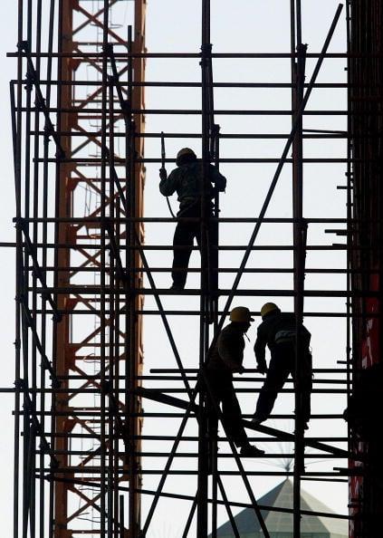 中共加大發債力度,重回以債務拉動經濟的老路。(Getty Images)