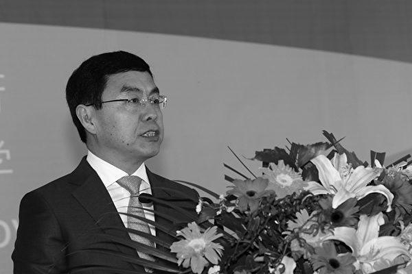 11月5日,上官吉慶辭去西安市長職務。(大紀元資料室)