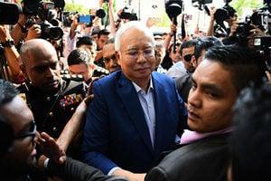 馬國前總理被捕 涉「一帶一路」項目貪污醜聞