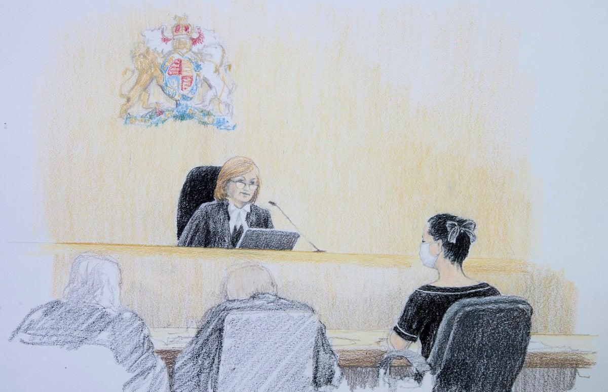 2020年5月27日,加拿大卑詩省高等法院法官福爾摩斯宣判,孟晚舟雙重犯罪成立。(加通社)