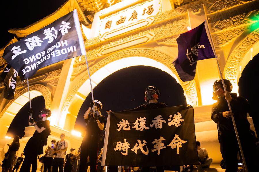 中共持續破壞香港自治 港人移民台灣激增