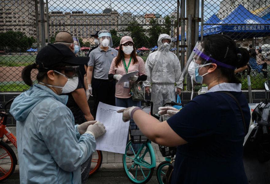 程曉容:世衛稱北京肺炎疫情是大事件 釋何信號