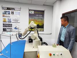 台科大開發口罩清潔機 20秒完成滅菌