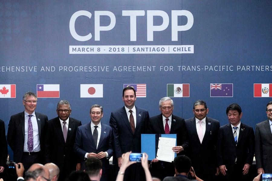 日本執政黨眾議院選舉政見:歡迎台灣加入CPTPP