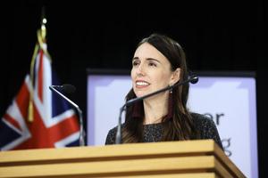紐西蘭總理呼籲明確武漢肺炎宗源