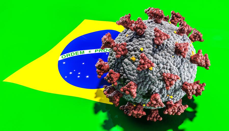 巴西變種病毒兇猛  更易攻擊年輕健康人群