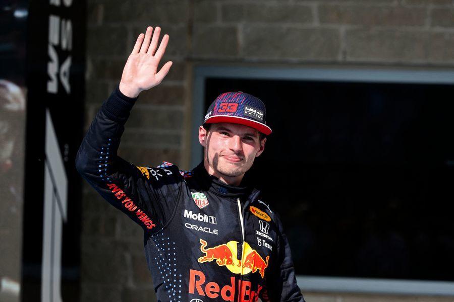 F1美國站 韋斯達賓桿位登頂 以12分優勢領跑