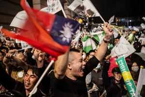 時評家:台灣選舉來之不易 更是華人之光