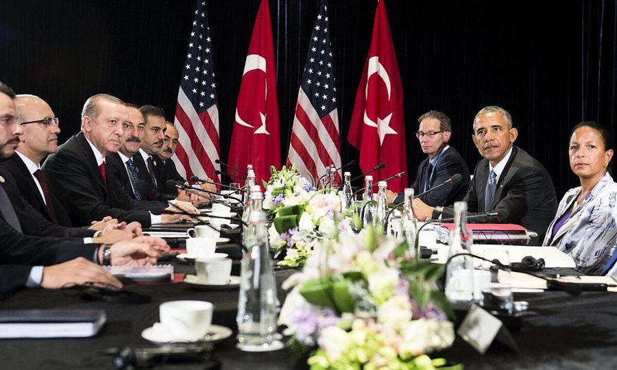 土耳其專家:庫爾德武裝力量阻礙美土合作