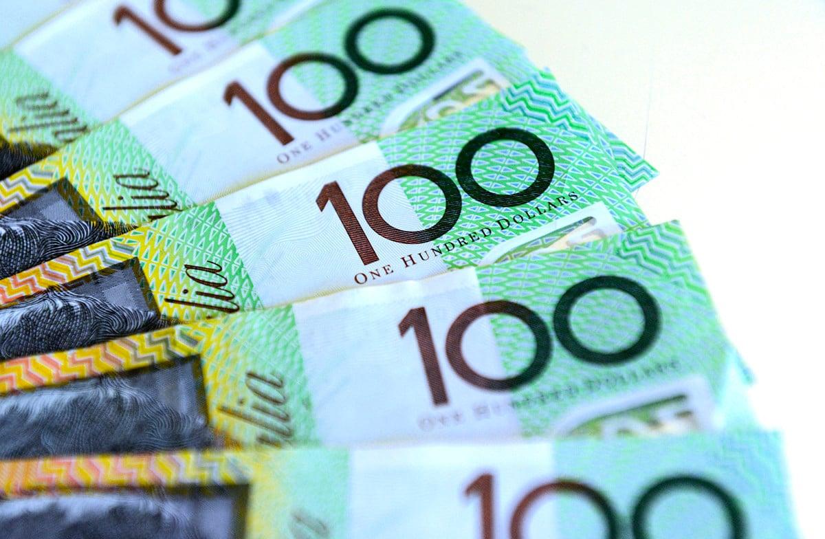 根據澳元/美元價格的日線圖分析,澳元價格可能會在未來幾個交易日內繼續上漲。(AAP Image/Dan Peled)