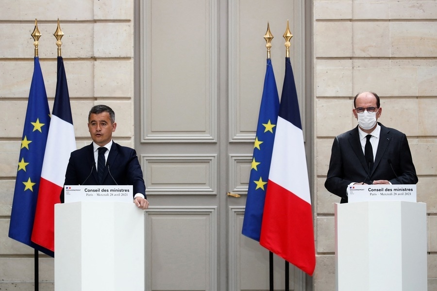 法國總理提新反恐法案 提升國家安全