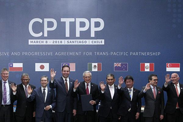 王赫:台灣、中共申請加入CPTPP 勝算各幾許?