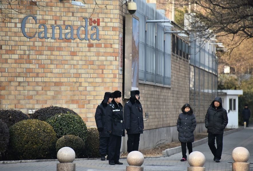 140前駐華大使及專家致函習 籲釋放兩加人