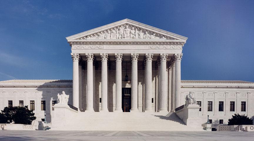 美國聯邦最高法院。(大紀元資料圖片)