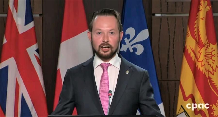 加拿大議員提法案加強加台關係