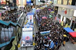 香港之後 分析:中共下一目標可能是台灣