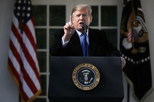 中美談判若可達協議 特朗普:或延長停火時限