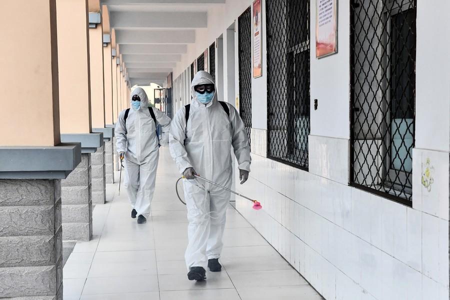 【一線採訪】河南一醫院全院隔離 重症者受煎熬