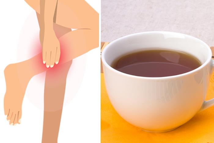 抽筋疼難忍 1碗茶飲改善抽筋 還防筋骨酸痛