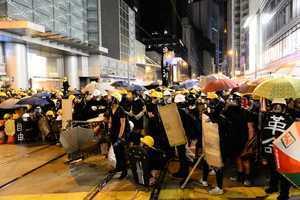 防毒面罩等成香港違禁品 台灣民眾幫助募捐