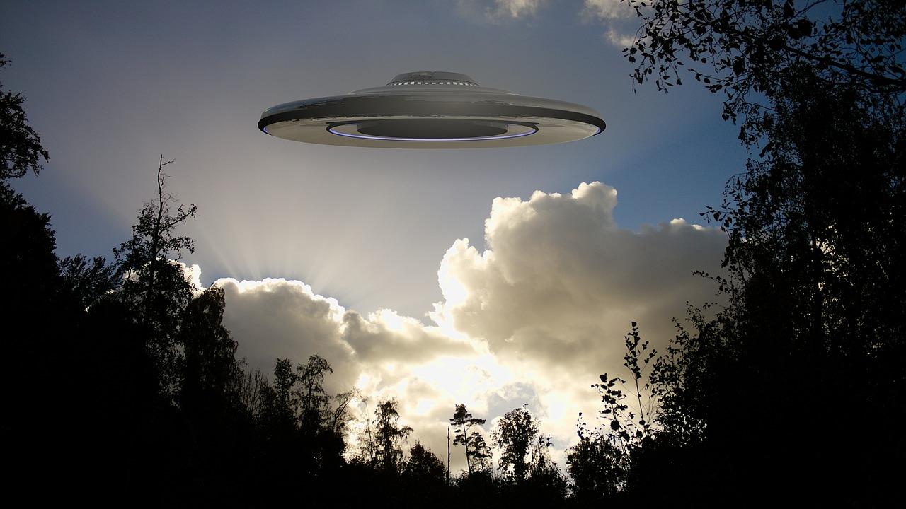 UFO資料圖。(pixabay)