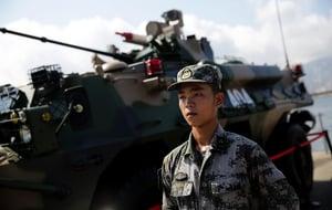 洪微:中共新軍事戰略受挫