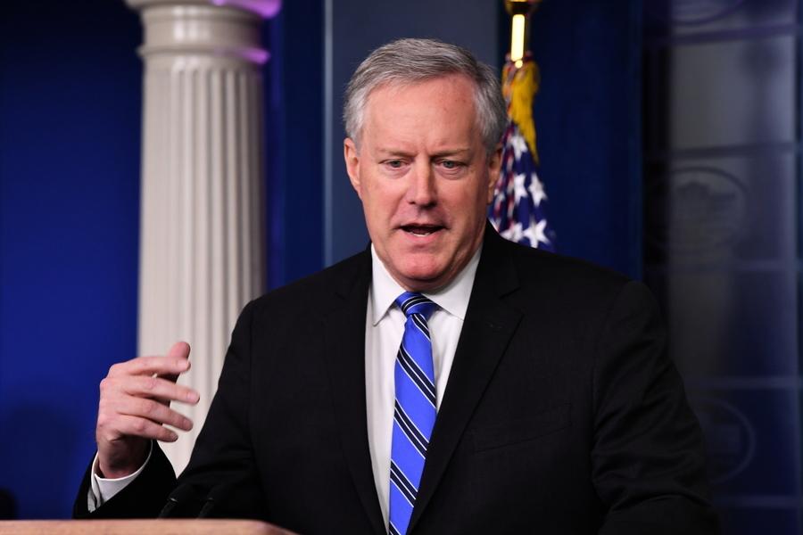 白宮幕僚長:美國在研究禁止更多中國APP