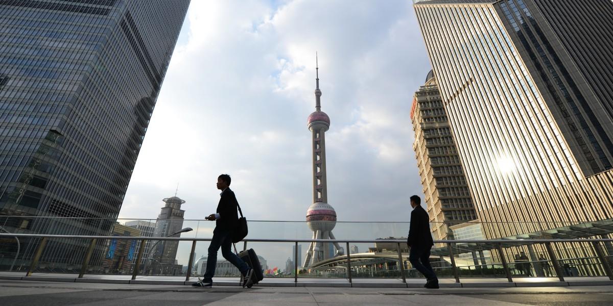 2019年中國經濟,恐將遭遇多方面壓力夾擊,前景難以樂觀。(PETER PARKS/AFP/Getty Images)