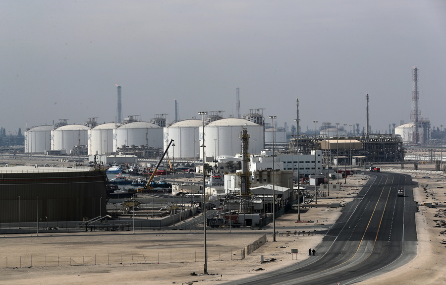 中共警告中國公司勿從澳洲進口天然氣