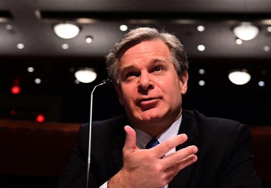 FBI局長:墨西哥邊境移民潮催生現代奴隸 毒品蔓延