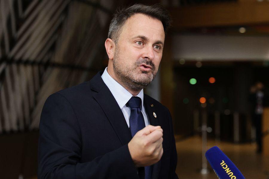 盧森堡首相貝特爾染疫
