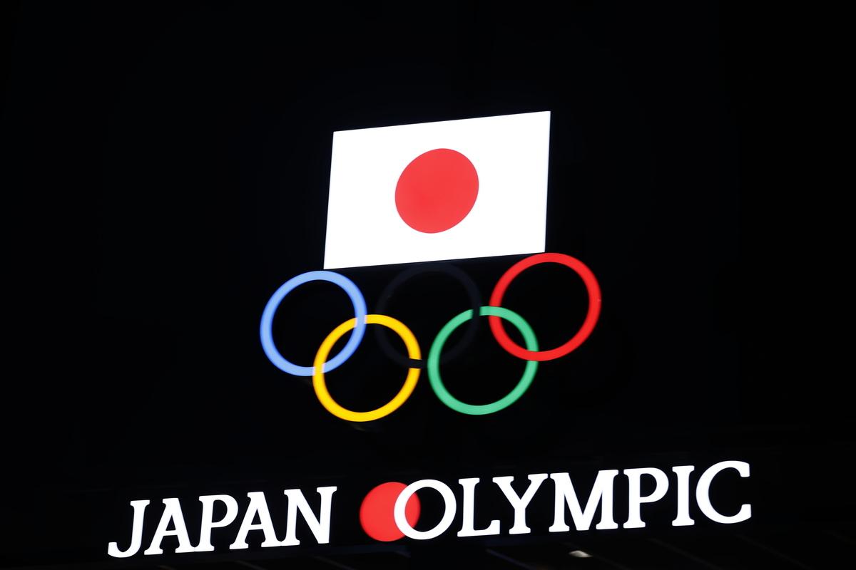 受中共病毒疫情影響,日本東京奧組委與國際奧委會宣佈禁止海外觀眾入境觀看。(BEHROUZ MEHRI/AFP via Getty Images)