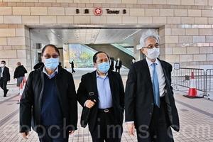 七名香港民主派人士被定罪 白宮批評