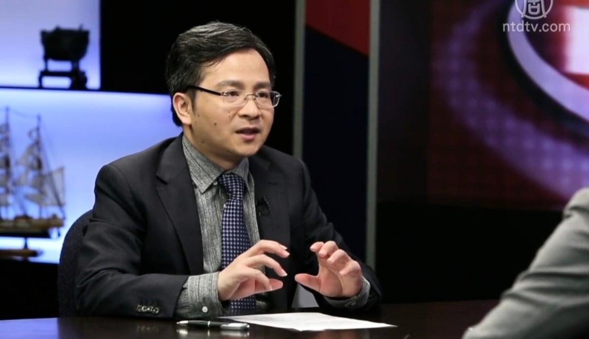 文昭分析,美方未來勢必還會提出三大招,包括追究中共疫情責任、對香港議題制裁與抹除南海軍事島礁。圖為文昭資料照。(新唐人電視台)