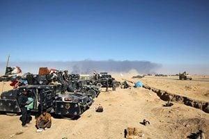 伊拉克總理:打擊IS 奪取摩蘇爾戰役開始