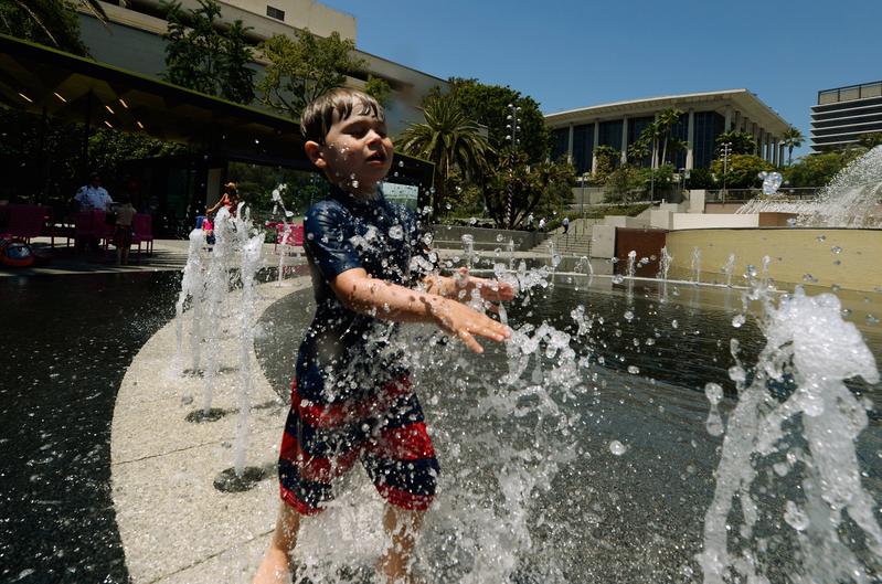 熱浪席捲美西 創歷史高溫 影響四千萬居民