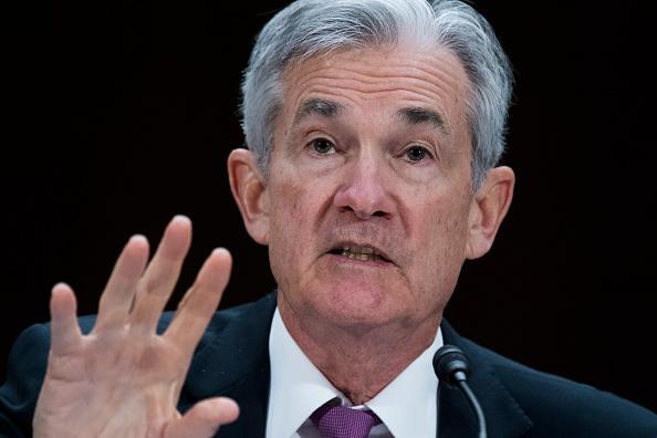 美聯儲主席傑洛姆・鮑威爾(Jerome Powell)2月26日在參議院做半年度貨幣政策報告。(Tom Williams/GettyImage)